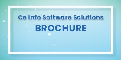 ce info software solutions brochure