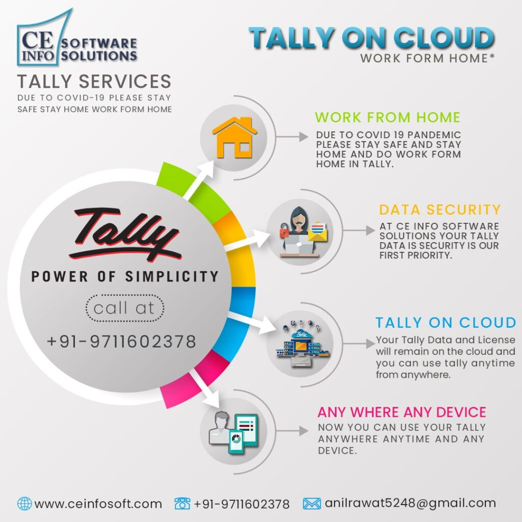 tally on cloud   ce info software solutions   tally cloud services in delhi